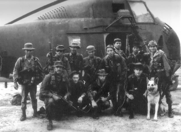 ST IDAHO: THE SPECIAL FORCES TEAM THAT VANISHED IN THE JUNGLE